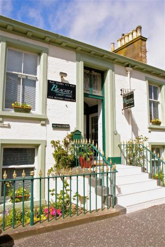 Photo of Beaches Hotel Bed and Breakfast Accommodation in Ayr South Ayrshire