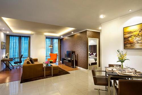 Fraser Suites CBD, Beijing photo 8
