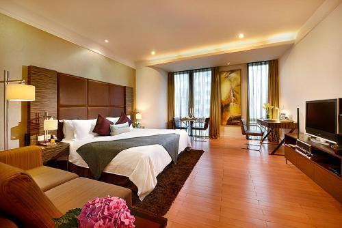 Fraser Suites CBD, Beijing photo 9