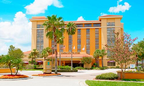 Embassy Suites by Hilton Orlando International Drive Convention Center photo 12