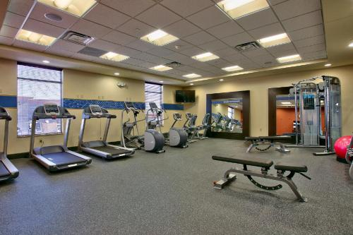 college fitness center