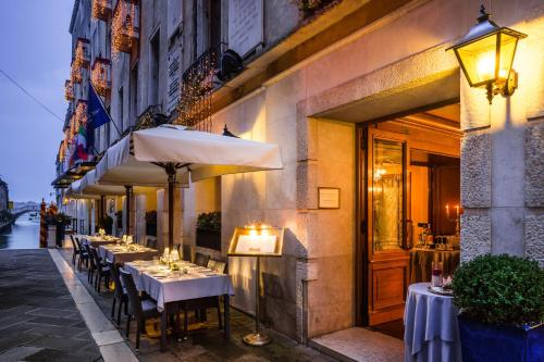 Hotel-overnachting met je hond in Baglioni Hotel Luna - The Leading Hotels of the World - Venetië - San Marco
