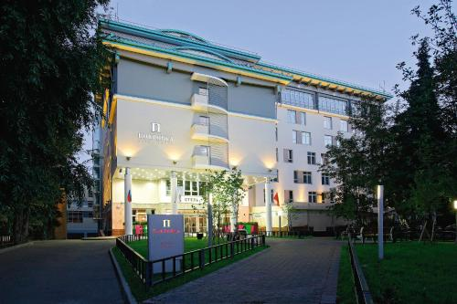 Mamaison All-Suites Spa Hotel Pokrovka Moscou