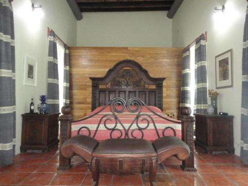 Hotel Boutique Hacienda del Gobernador Photo
