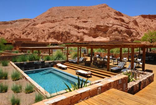 Alto Atacama Desert Lodge & Spa (All-inclusive) en San Pedro de Atacama, Chile
