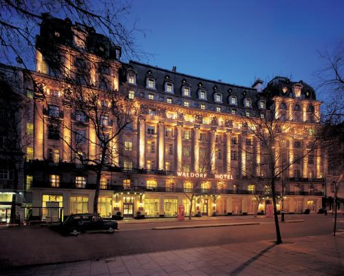 The Waldorf Hilton Londres
