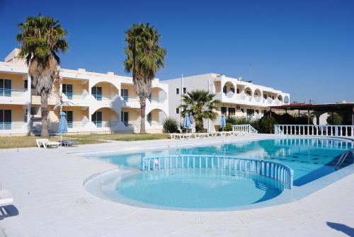 Tivoli Hotel - 12th klm Rhodes - Lindos Ave Greece