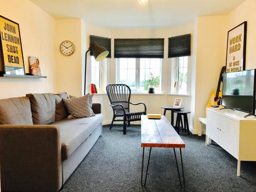 Hotel Stunning Victoria Dock Apartment