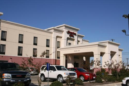 Hampton Inn Greenwood Photo