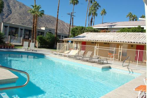 Aloha Hotel Palm Springs Photo