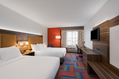 Holiday Inn Express Cambridge Photo