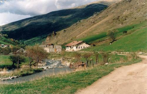 Guesthouse Brod, Dragash