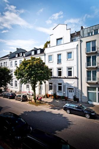 Hotel St. Pauli Lodge Townhouse