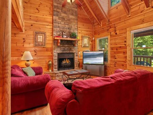 A Desire Fulfilled- Two-Bedroom Cabin