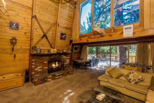 A Breath of Fresh Air by Big Bear Cool Cabins
