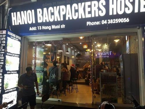 Hanoi Backpackers Hostel photo 30