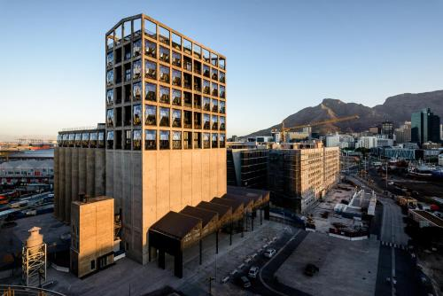 Silo Square, V&A Waterfront, Cape Town 8801, South Africa.