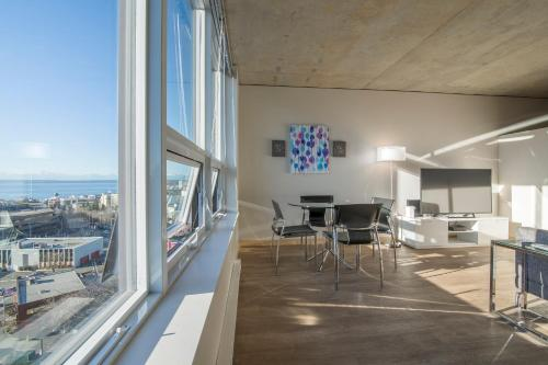 Amazing Bay View Condo near Pike Place Market by Domicile - Seattle, WA 98121