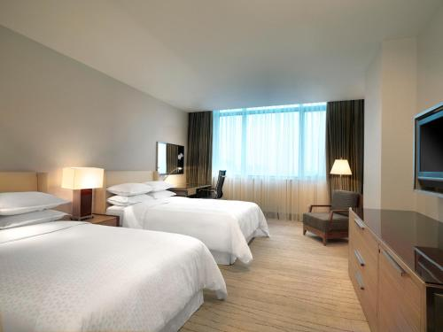 Four Points by Sheraton Shanghai, Daning photo 26