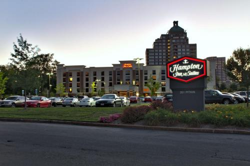 Hampton Inn & Suites East Hartford in East Hartford