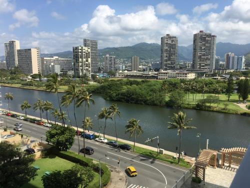 Lovely studio in the heart of Waikiki - Honolulu, HI 96815