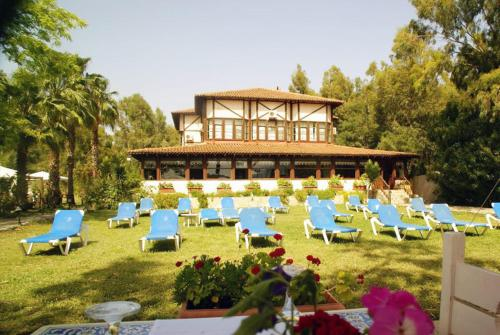 Hisarönü Erine Beach Club tatil