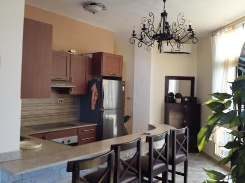 Duplex Apartment with Private Roof Terrace, Hurghada