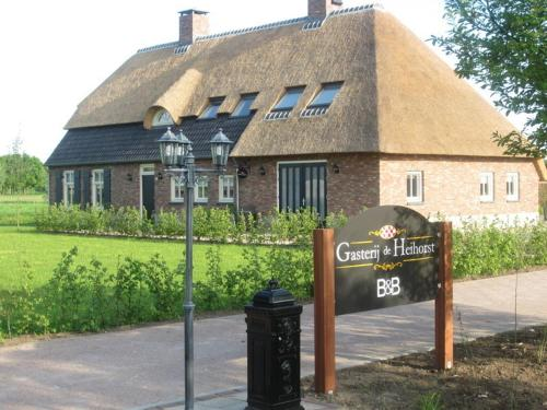 B&B Gasterij de Heihorst
