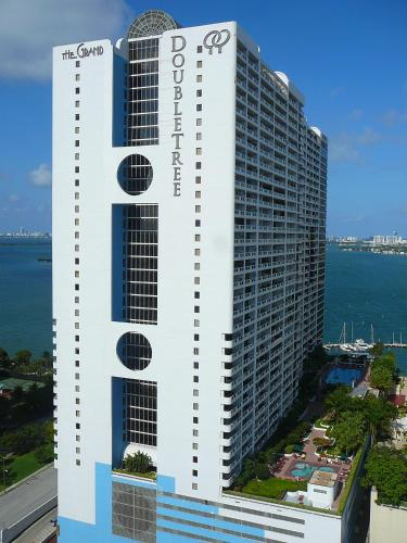Hotel25th Floor Downtown Miami - 2 Bedrooms Apartment
