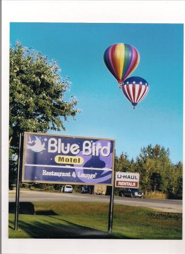 Blue Bird Motel & Restaurant Sussex