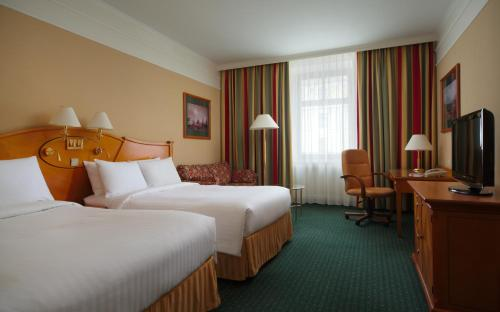 Moscow Marriott Grand Hotel photo 44