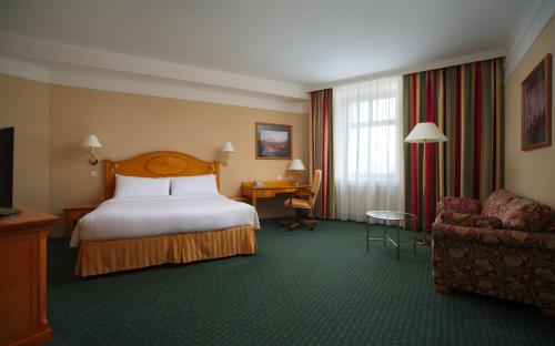 Moscow Marriott Grand Hotel photo 48