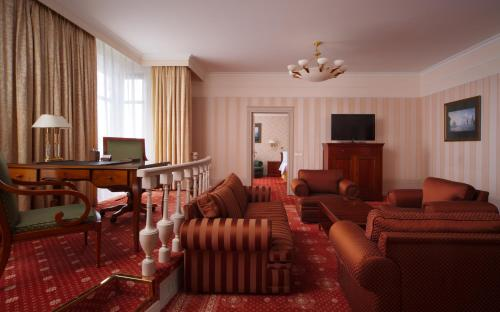 Moscow Marriott Grand Hotel photo 61