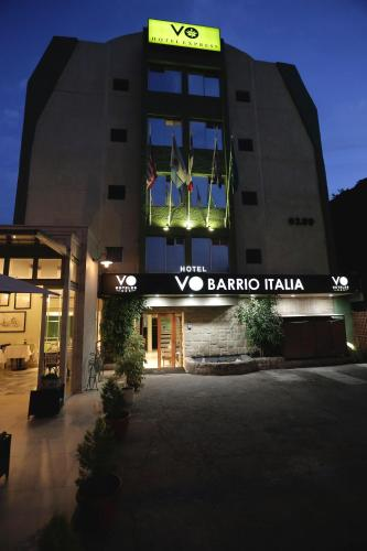 Vo Hotel Barrio Italia Photo