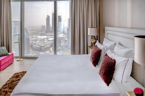 Dream Inn Dubai Apartments - 48 Burj Gate Penthouse, Dubaï