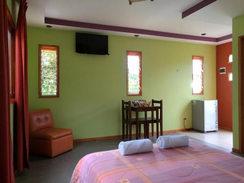 Hotel Villa Kitzia Huacho Photo