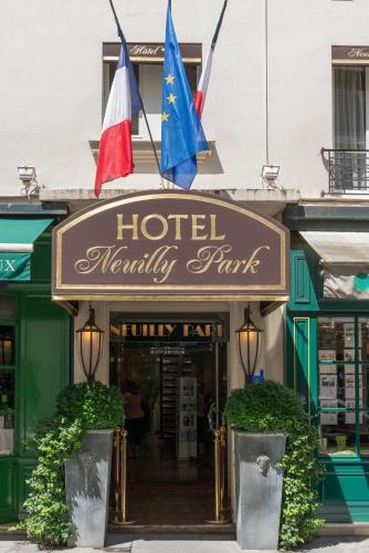 Neuilly Park Hotel photo 35