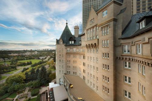 The Fairmont Hotel Macdonald Photo