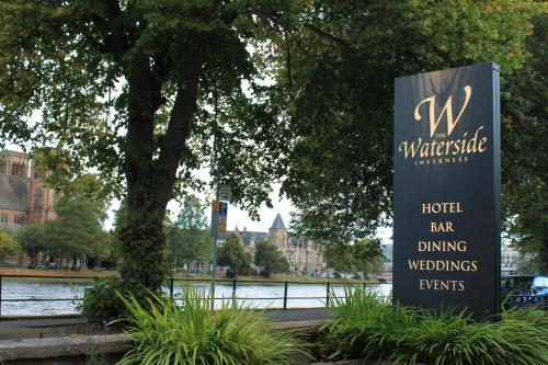 The Waterside Hotel Inverness  Hotel  VisitScotland