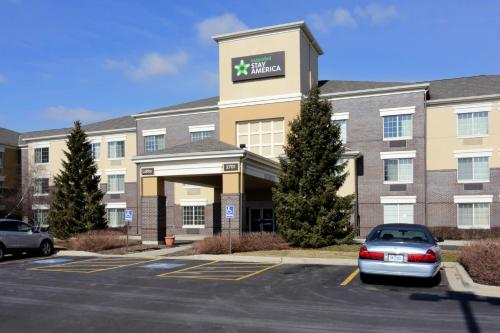 Extended Stay America - Chicago - Lombard - Oakbrook - Lombard, IL 60148