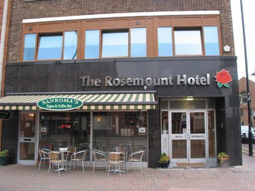 Image of Rosemount Hotel Heathrow