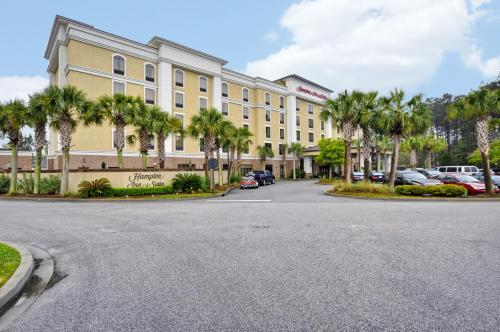Hampton Inn & Suites North Charleston-University Boulevard Photo