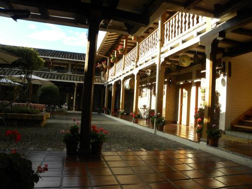 Hacienda Uzhupud Photo