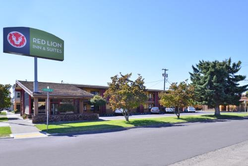 Red Lion Inn And Suites Walla Walla