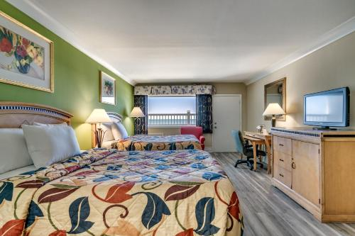 Hotel Beachcomber Inn & Suites