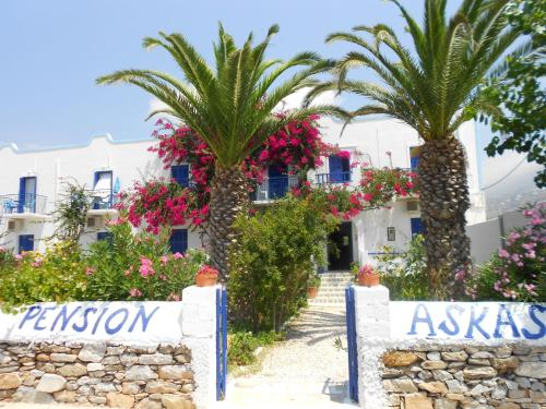 Pension Askas - Ormos Aegialis Greece