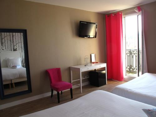 H tels g tes et camping montrouge viamichelin for Hotel boulevard jourdan