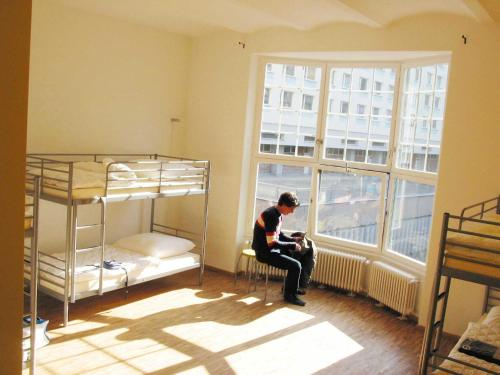 hotel citystay hostel berlin mitte berl n desde 85 rumbo. Black Bedroom Furniture Sets. Home Design Ideas