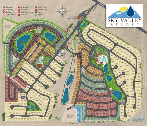 Sky Valley Resort Photo