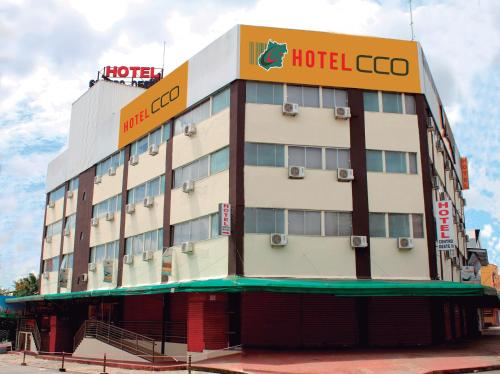 Hotel Cco Goiânia Photo